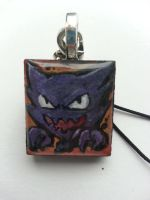 Charm-ing Haunter by OddCurio