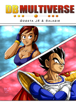 DBM Syd Vs Vegeta by BK-81