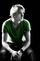 'Exiled To The Muggle World' Draco Malfoy by dark-baudelaire