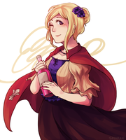 APH - Miss France by say0ran