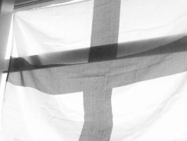 Flag by seatonsluice