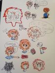 IHE Doodles #2 by 27carrots