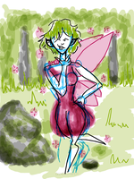 Forest Nymph by booper101