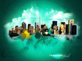 I've never been to New York by obstgemuese