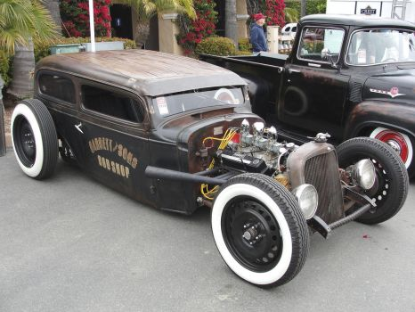 Winged Rat's Rod by DrivenByChaos