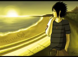 sasuke07 - you are not alone by CoyeL