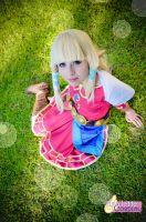 Princess Zelda Skyward Sword by azulettecosplay
