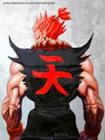 Akuma by guillermosilva