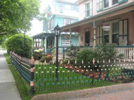 victorian houses 1 by Stock-Tenchigirl15