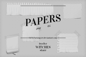 04 Papers.png by 12WitchesStore