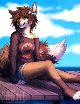 On the Dock by falvie