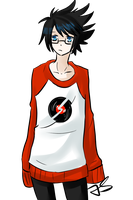 Commission - John Egbert by Timeless-Knight