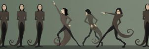 Who did it better: Snape does the Gru! by ditched