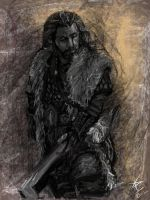 Thorin Oakenshield by KKzStudios