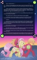 My Little Pony: Of Apples and Butterflies by tempo321