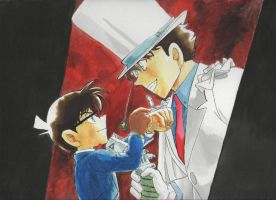 Detective Conan Movie 14 by Goten-Courtney