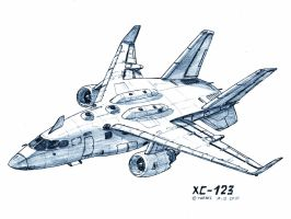 XC-123 by TheXHS
