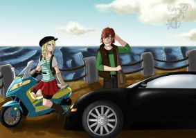 Romantic spot - HTTYD Contest by yamilink