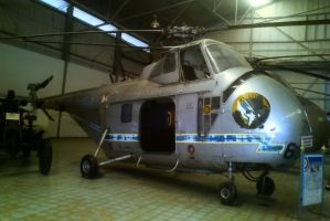 Sikorsky H-19 Chickasaw by sudro