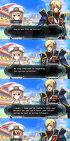 Hyperdimension Neptunia X Blazblue Comic Part 2 by pratama221