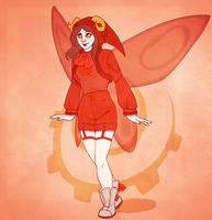 HS: Fancy Aradia by Vaahlkult