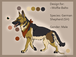 Design for Wolfie-Balto by ZabbyTabby