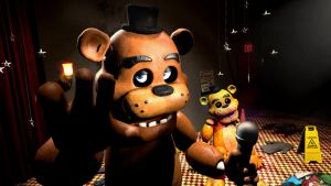 Freddy Fazbear by SuperPowerMagomed