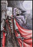 dracula and death by chelovekman