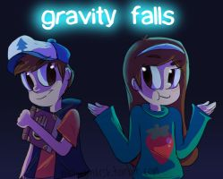 Pines twins by Fluttertroll