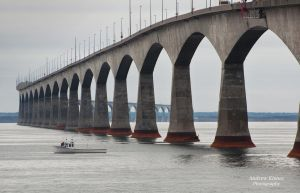Confederation Bridge by AEisnor