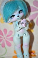 Icy-Q (Brimbelle Winter Mouse by Merzedes
