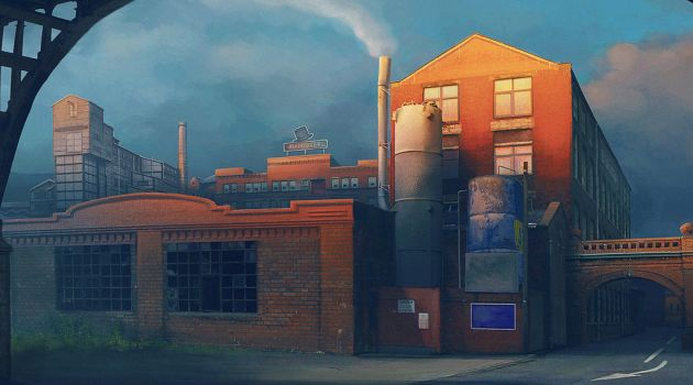 Factory by ameli-lin