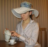 tea party 01 by MaryT-stock