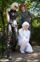 Mello Matt and Near Cosplay by ca-g-e