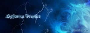 Lightning Brushes v2 by silver-