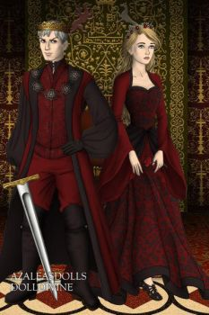 Red Queen, Dark King by Mythpunk