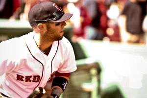 Dustin Pedroia 2 by henster311