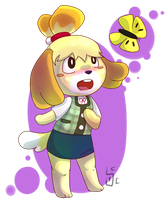 Isabelle by CleverConflict