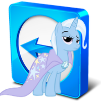 The Great And Powerful teamviewer by Daring-Dash-Hoof