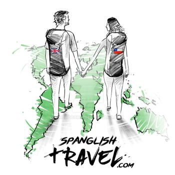 Spanglish Travel by Creadoorm