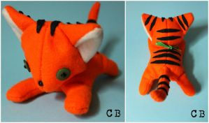 The first plushie I ever made by TheChgz