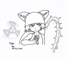 Yugo (lineal) by Kaila-Rips