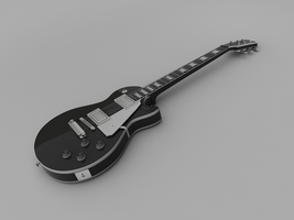 Gibson Les Paul by madnesss93