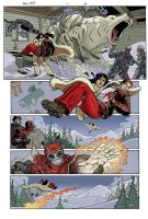 Northern Guard 1, pg 20 by KeirenSmith