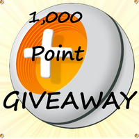 1,000 Point GiveAway WINNER ANOUNCED by SweetDreamsDie