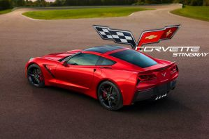 Chevrolet Corvette C7 Stingray by Royalraptor