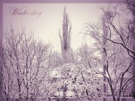 winter story by sunny-sunflower
