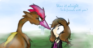 Forbidden Friendship by MyTinyBonsai