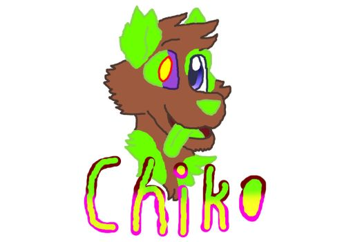 Chiko the Cat Dog as a tag by crazyanimallover1102