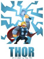THOR by MeoMoc